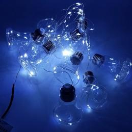 10 led lempučių girlianda